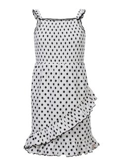 Little LOOXS Polkadot dress