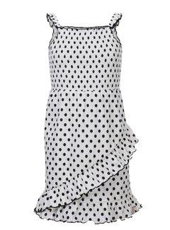 LOOXS Little Polkadot dress