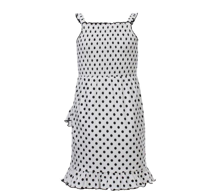 Polka-Dot Kleid