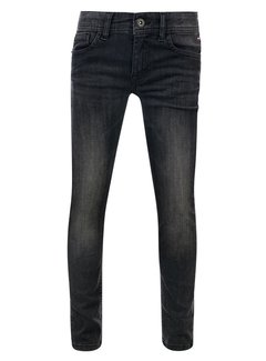 Common Heroes Grijze slim-fit denim