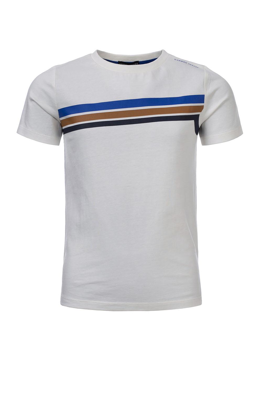 Common Heroes - Jongens  Shirt Ecru - Sale 28% - Maat 110/116