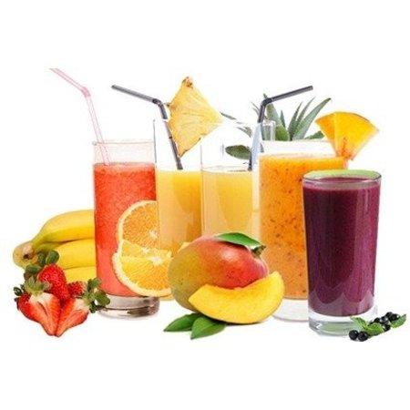 Proteïnerijke Dranken in 4  Verfrissende Smaken