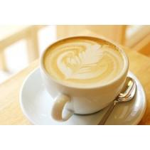 Cappuccino drank