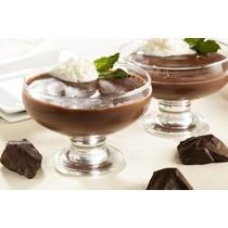 Chocolade Pudding (proteïnerijk)
