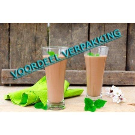 Proteinerijke Chocoladedrank Voordeelverpakking