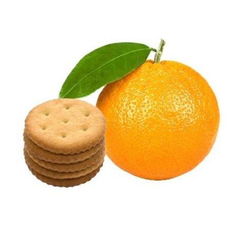 Proteine Koekjes met Sinaasappelsmaak