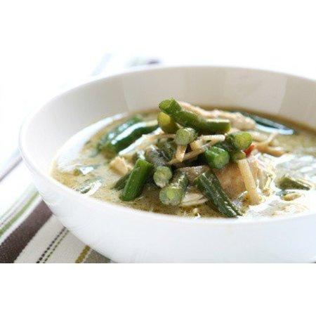 Eiwitrijke Thaise Soep