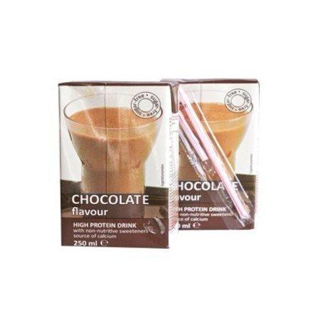 Proteine Drank Chocolade