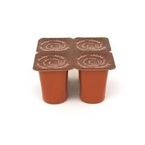 Eiwitrijke Chocoladepudding (kant en klaar)