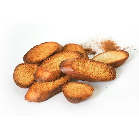Krokante Proteïnerijke Toastjes