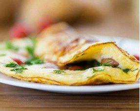 Eiwitrijke Omeletten