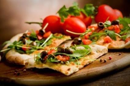 Pizza pomodori