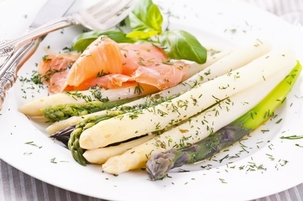 Snelle asperge recepten