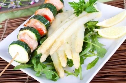 Snelle asperge recepten 2