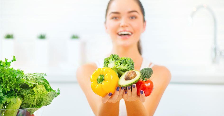Afvallen & lekker eten! Bekijk onze recepten