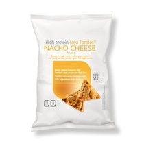 Tortilla chips nachos cheese