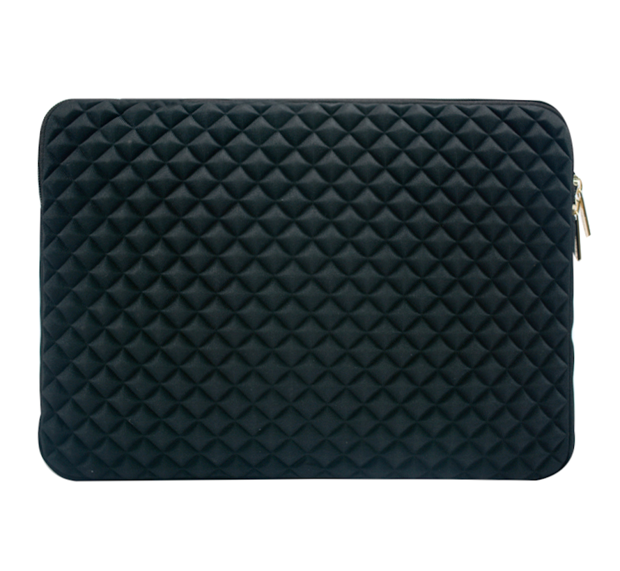 Trendfield Macbook Pro & Air 13 Inch Case - Laptophoes 2016, 2017, 2018, 2019 & 2020 - Laptop Hoes 13.3 Inch Sleeve - Diamond