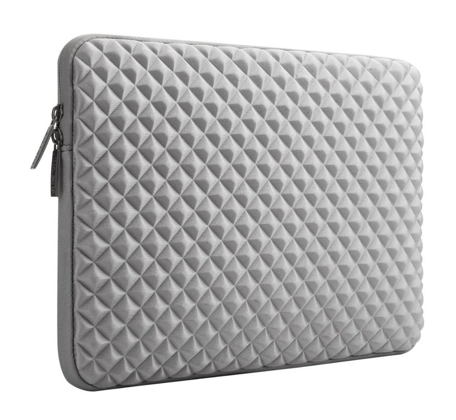Trendfield Macbook Pro & Air 13 Inch Case - Laptophoes 2012-2017 - Laptop Hoes 13.3 Inch Sleeve - Diamond