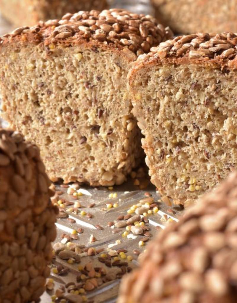 glutenfreies Mehrkornbrot, 500 g