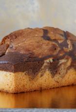 glutenfreier Marmorkuchen, 350 g