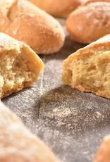 glutenfreie Baguette à 300 g, 2 Stück