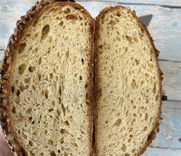 Brot des Monats: Senf-Käse-Kruste