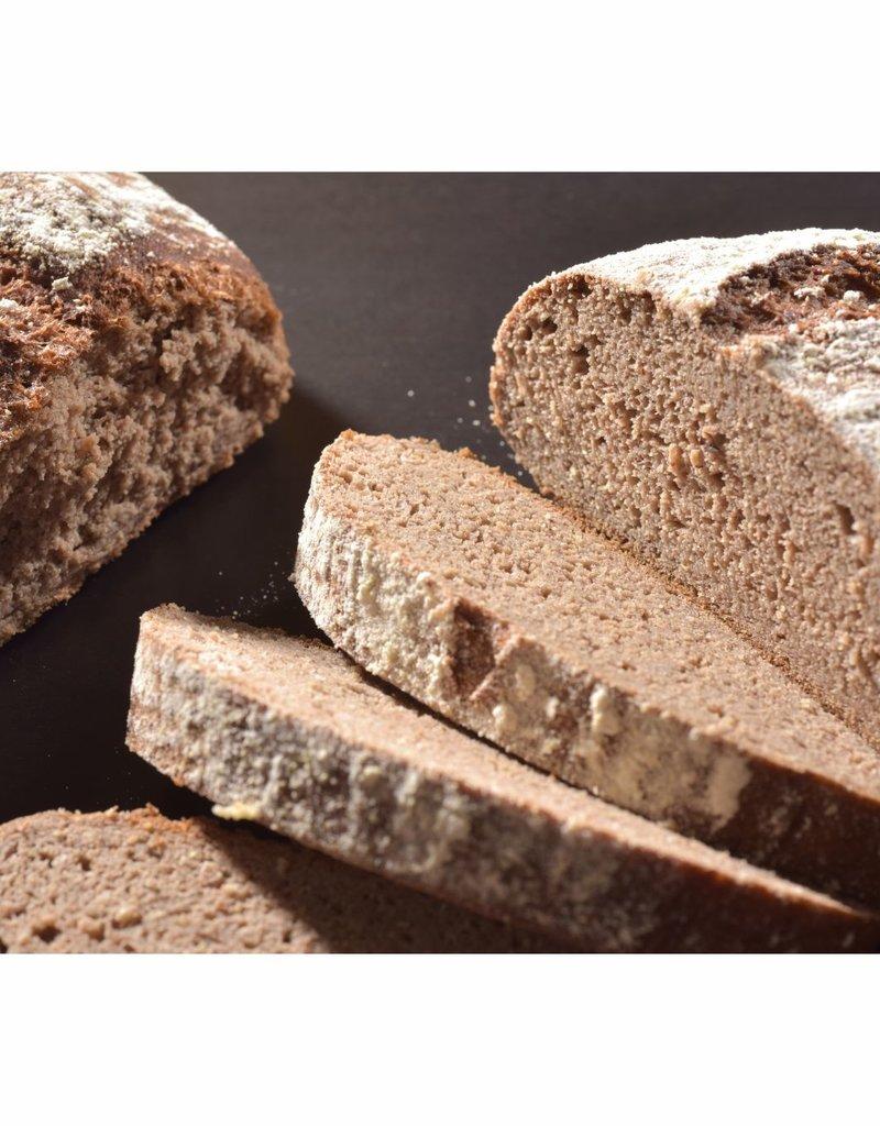 glutenfreies dunkles Mischbrot, 500 g