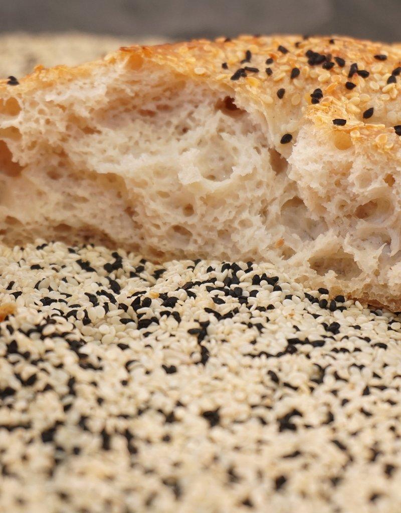 kleines glutenfreies Fladenbrot, 2 Stück