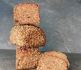 Brot des Monats: Schwarzbrot mit Pflaumen