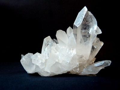 Bergkristal punten