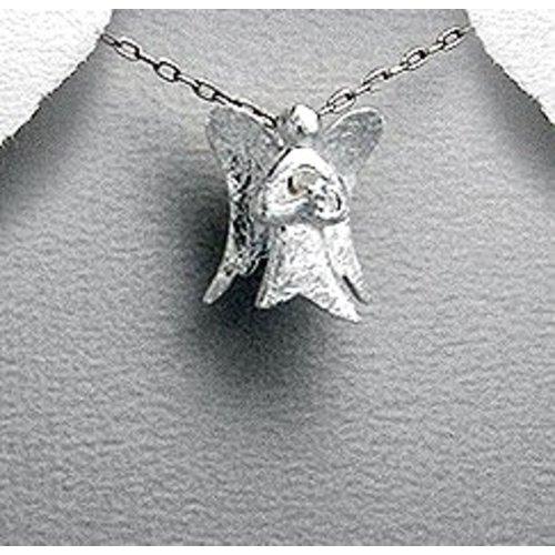 Engel hanger van sterling zilver
