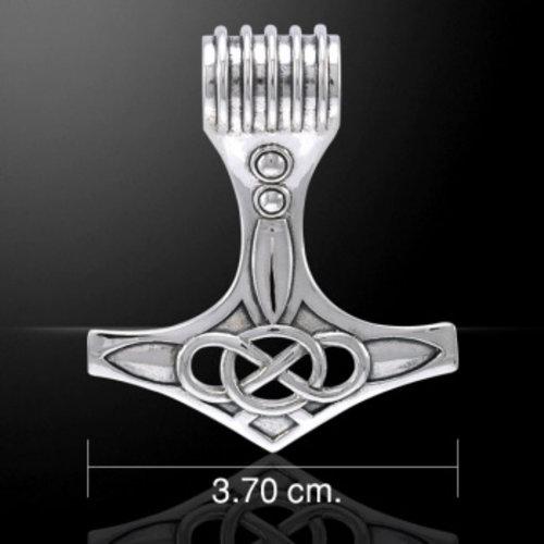 Hamer van Thor zilver