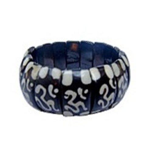 Armband met ohm symbolen