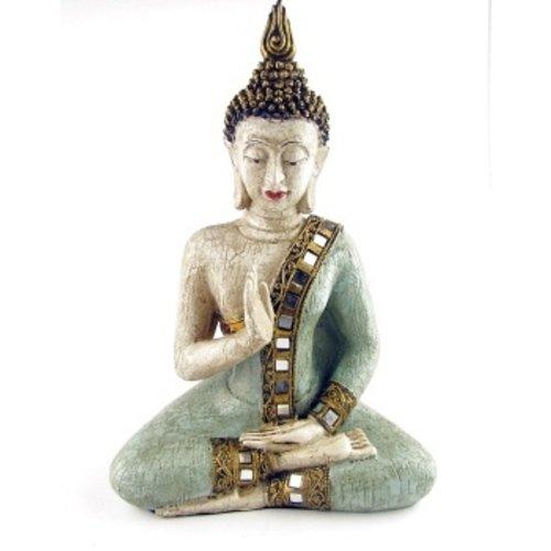 Boeddha antiek look