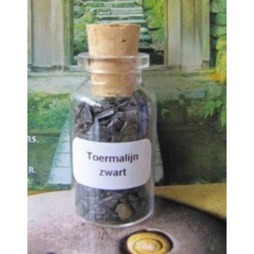 Tourmalijn zwart in flesje