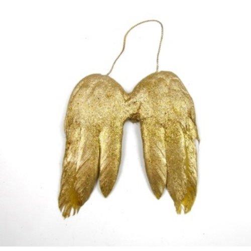 Engel vleugel goudkleurig