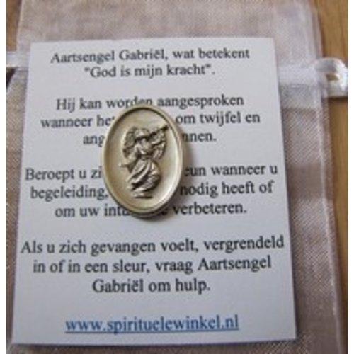 Gabriel bescherm muntje