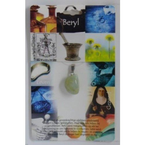 Beryl gezondheidssteen