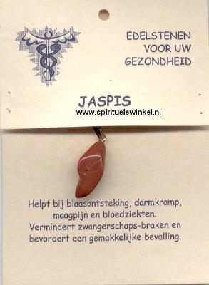 Jaspis gezondheidssteen