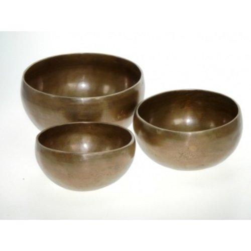 De-wa klankschaal 1450 gram - Nepal