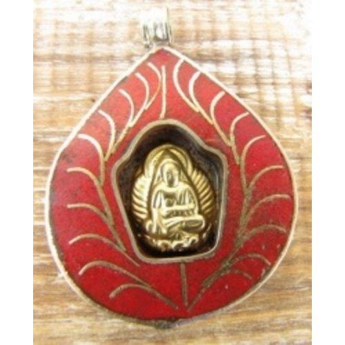 Boeddha Amulet Koraal