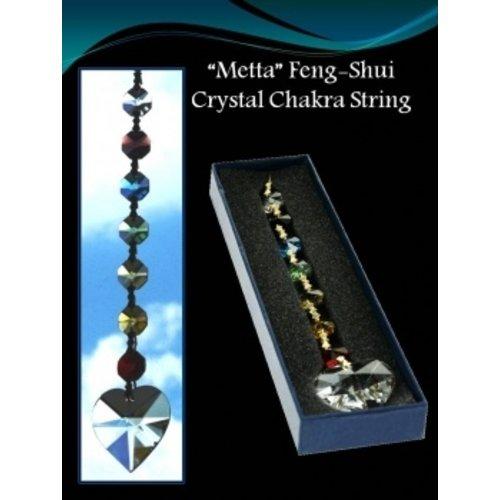 Feng-Shui Crystal Chakra hartje