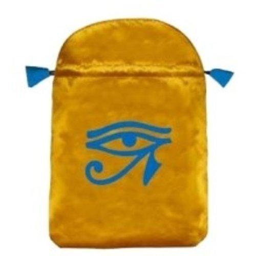 Buidel satijn Horus Oog