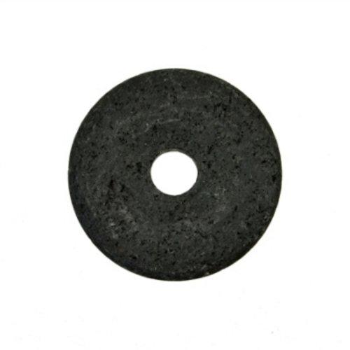 Donut lavasteen 4 cm
