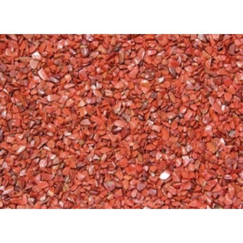 100 gram mini Rode Jaspis