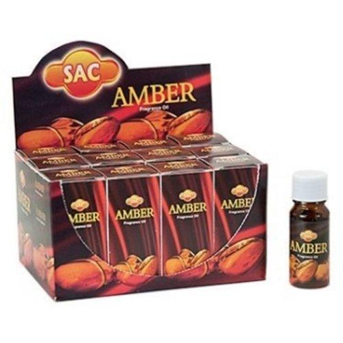 Geurolie Amber 10ml