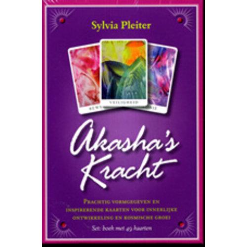 Akasha's kracht boek met 49 kaarten