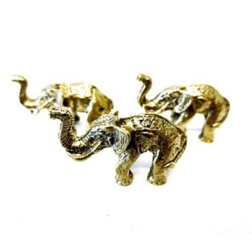 Bronzen olifant