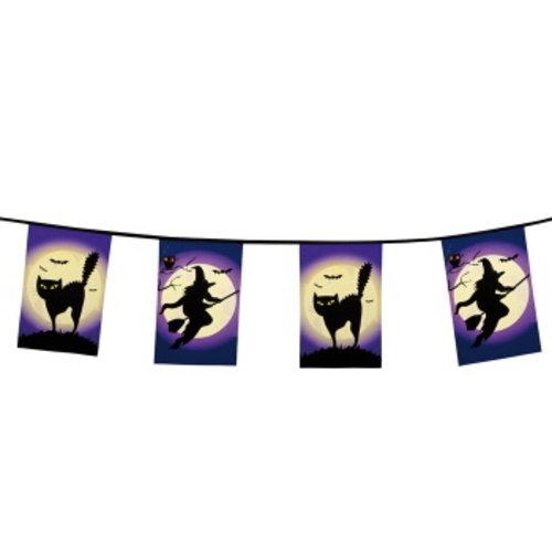 Halloween slinger groot