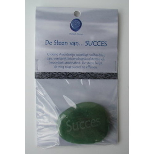 De steen van succes